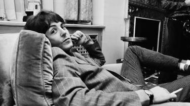 På hans nyeste album, 'Egypt Station', får lytteren Paul McCartneys politiske side at høre igen.