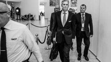 Thomas Borgen fratrådte onsdag sin stilling som administrerende direktør i Danske Bank, men kan tage sine aktier og 12 måneders løn med sig.