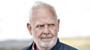 Forfatter Jens Smærup Sørensen.