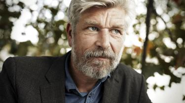 Den norske forfatter Karl Ove Knausgård.