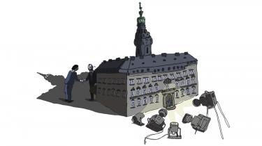 I Danmark har offentligheden ikke adgang til information om, hvem der øver politisk indflydelse. Det kan betyde, at der tages beslutninger, som tilgodeser de få i stedet for de mange