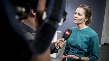 Der skal gøres op med psykiatriens lillebrorstatus i sundhedsvæsnet, lød det fra sundhedsminister Ellen Trane Nørby (V) ved præsentationen af regeringens nye psykiatriplan. Men det kommer planen næppe til at gøre, lyder det fra kritikere.