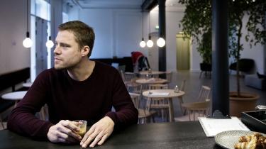 Jacob Jønck, der er direktør for Simple Feast, skabte fornylig voldsom debat med en reklamevideo, hvori kød sammenlignes med rygning.