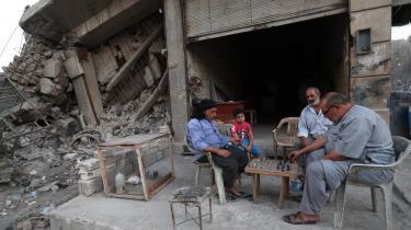 En russisk-tyrkisk aftale har indtil videre sat en storstilet regimeoffensiv på standby iIdlib-provinsen i det nordvestlige Syrien, som stadig er stadig kontrolleret af oprørere.
