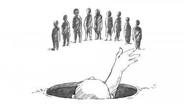 Dagens kronikør søgte forgæves hjælp i det offentlige system til sin nye nabo, som havde massive psykiske problemer.