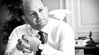 Søren Pape Poulsen vil sætte gang i arbejdet med at revidere de danske logningsregler.