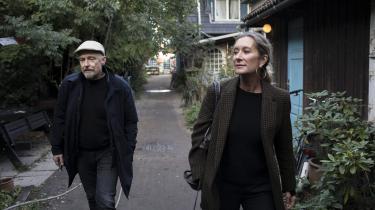Anders Beich og Tina Horsted er læger. Når de er blevet uenige om fremtiden for deres fag, skyldes det først og fremmest en ting: spørgsmålet om medicinsk cannabis. Information har inviteret dem ud at gå en tur på Christiania.