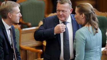 Et stort politisk slag de kommende måneder bliver, om DF-formand Kristian Thulesen Dahl får statsminister Lars Løkke Rasmussen med på et paradigmeskift i asylpolitikken, der kan bringe Danmark på kant med konventionerne.