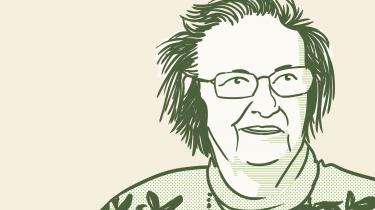Elinor Ostrom er den eneste kvinde, der har fået tildelt Nobelprisen i økonomi. I gymnasiet fik hun at vide, at økonomi ikke var noget for piger