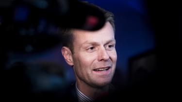 Niko Grünfeld meddelte onsdag aften, at han stopper som kulturborgmester i København.
