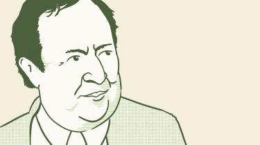 Larry Summers kom fra en familie af stjerneøkonomer, men var selv mest tiltrukket af den politiske indflydelse uden for universitetet
