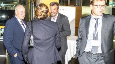 Budskabet fra klimaministeren til de fremmødte repræsentanter fra olie- og gasindustrien var entydigt: Verden vil i lang tid fremover have brug for olie og gas.