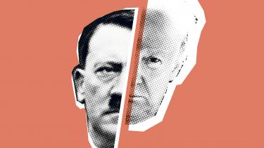 Trump er ikke Hitler, men ... Christopher R. Browning ser flere lighedspunkter mellem udviklingen i USA i dag og udviklingen, der i 1930'erne førte til Hitlers magtovertagelse. Der er også vigtige forskelle, men de er ikke nødvendigvis beroligende, skriver han.