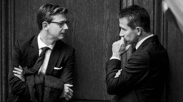 På ti år har der været ni forskellige Skatteministre, blandt andre den nuværende Karsten Lauritzen (V) og Kristian Jensen (V), der var Skatteminister fra 2004-2010.