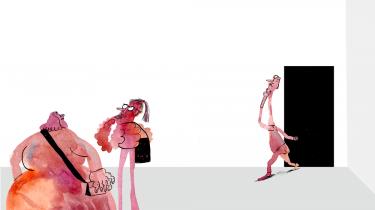 KUNSTEN-aktuelle Tino Sehgals værker findes ikke som andet end handlinger i et her og nu. Alligevel er han én af de mest succesfulde kunstnere på samtidskunstscenen. Han er dog ikke ene om at skabe kunst, der ikke har nogen fysisk form, er usynlig, eller som kun findes i det øjeblik, du oplever det. Her er kunstredaktørens erindringer om den bedste kunst, hun aldrig har set, men oplevet på nærmeste hold