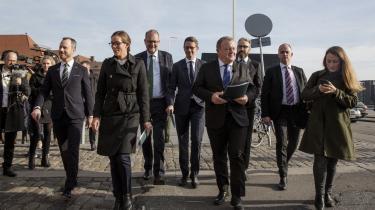 Regeringen præsenterede sin klimaplan den 9. oktober. Torsdag skal klimaministeren i samråd om, hvorfor planen ikke når målene fra Parisaftalen og EU.