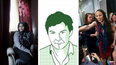 Fotos: Sigrid Nygaard,Jim Lo Scalzo (Ritzau Scanpix) Tegning: Sofie Holm Larsen