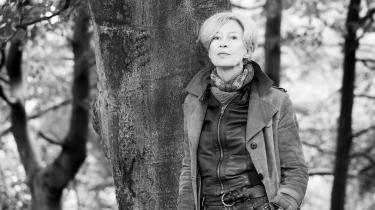 Ina Kjøgx Pedersen er aktuel med bogen 'Drengen der blev væk'