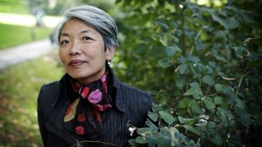Forfatter og antropolog Long Litt Woon er aktuel med bogen'Om svampe og sorg. Stien tilbage til livet'.
