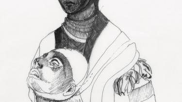 Det mere end tiårige samarbejde med billedkunstneren Cathrine Raben Davidsen synes ikke at have virket videre befordrende for Naja Marie Aidt som poet