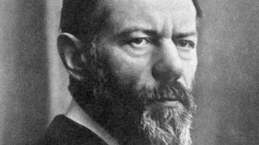 Weber har haft stor indflydelse på det tyvende århundredes forskning gennem sine religionssociologiske studier, sine økonomiske skrifter, sine analyser af den moderne stat og den moderne økonomi.Mange af hans analyser er så overbevisende, at de er blevet til fundamentet for vores forståelse af, hvad det vil sige at være moderne.