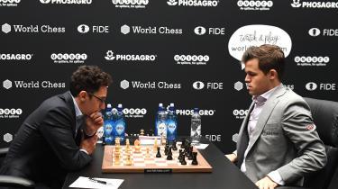 Der er en forklaring på, at alle partierne ved VM-matchen mellem Magnus Carlsen og Fabiano Caruana er endt remis: ren verdensklasse!