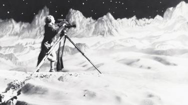 Stillbillede fra Fritz Langs 'Frau in Mond' fra 1929. Foto: Horst von Harbou/Deutsche Kinemathek/Louisiana