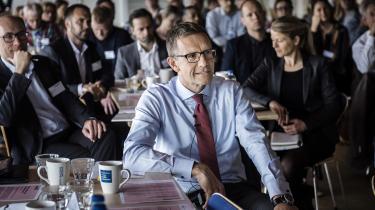 ATP-topchef Christian Hyldahl meldte mandag ud, at han trækker sig efter en række kritiske artikler om udskældte udbyttehandler.