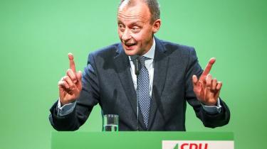 Friedrich Merz er blandtkandidaterne til at afløse Angela Merkel som CDU-formand.