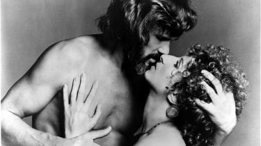 Kris Kristoffersen ogBarbra Streisandi'A Star Is Born'fra 1976.
