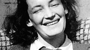 Iboja Wandall-Holm fotograferet året efter befrielsen fra Auschwitz. 94-år gammel advarerhun i dag mod den nationalisme, hun ser sprede sig.