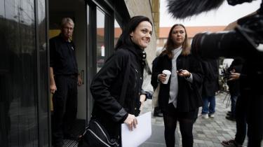 Det er senioranklager Maria Cingari, der skal føre sagen om momssvindel, der begynder i Glostrup onsdag. I sagen er 16 mænd på anklagebænken, tiltalt for svindel for op mod en halv milliard kroner.