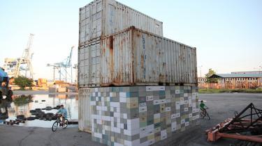 Allerede i sommer søsatte Rijeka en række projekter i de gamle havneområder.