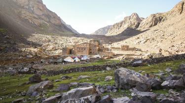 Det dansk-norske venindepar blev fundet dræbt i et område ved bjerget Toubkal nær landsbyen Imlil.