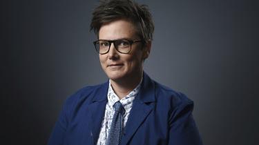 Den australske komikerHannah Gadsby.