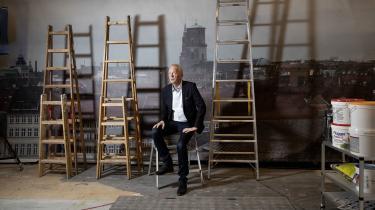 Den tidligere filmdirektør Henrik Bo Nielsen bliver ny kulturdirektør i DR