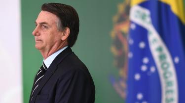 I tirsdags blevden kontroversielle Jair Bolsonaro indsatsom Brasiliens næste præsident.