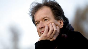 Den finske forfatter Kjell Westö