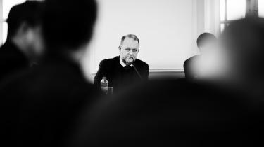 Der har været konflikt mellem klimaminister Lars Christian Lilleholt (V) og Klimarådets formand, Peter Birch Sørensen, fra begyndelsen.