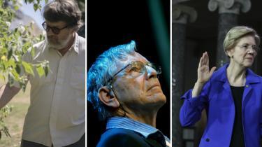 Fotos: Peter Nygaard Christensen,Menahem Kahana og Alex Edelman.