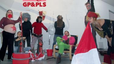Goodiepal & Pals erikke musik i traditionel forstand, men snarere aktivistisk performance kunst.