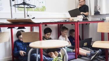 Dagens kronikører finder den negative offentlige debat om inklusion problematisk og efterlyser gode historier. Her er vi på Katrinedals Skole i Vanløse, der har haft succes med at inkludere eleverne.