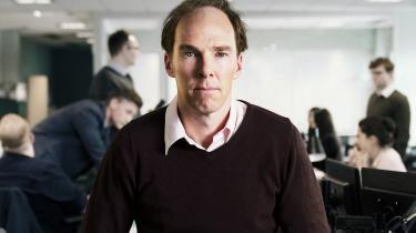 Benedict Cumberbatch gør det fremragende i rollen som Leave-kampagnelederen Dominic Cummings.