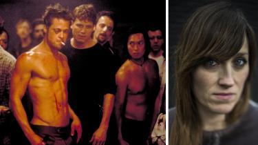 »Jeg ved, hvordan vold ser ud i virkeligheden. Og den ligner ikke den i Fight Club,« siger Christina Rosendahl.