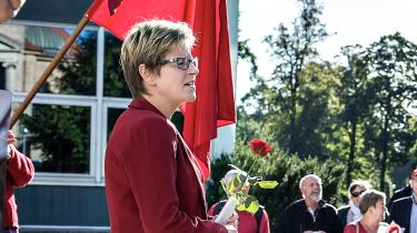 Jeg bor i en by, hvor der er otte års levetidsforskel mellem Aalborg Øst og Aalborg Vest. Det får man da ikke ændret ved, at man laver om i strukturen, siger Ulla Astman om regeringens sundhedsudspil.