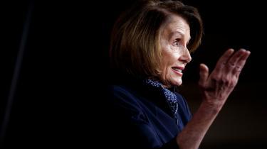 Det er ikke nogen hemmelighed, at Nancy Pelosi i lang tid har planlagt at sætte en stopper for republikanernes 'gidselstagning' af forbundsadministrationen.