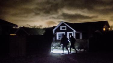 stormflod oversvømmelse danmark