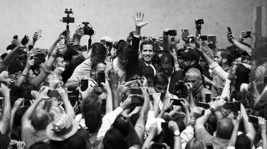 Venezuelas selverklærede præsident Juan Guaidó mener, at med en kombination af international opbakning, ny enhed i oppositionen og en revitaliseret støtte fra græsrødderne har Venezuela »en enestående chance for at redde sig ud af det kaos, landet befinder sig i«