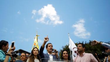 Der er alt for mange, der har interesse i at gøre den politiske krise i Venezuela til enten et spørgsmål om en påstået ideologisk kamp mellem socialisme og neoliberalisme eller til et slagsmål mellem stormagter med geopolitiske interesser i landet og regionen