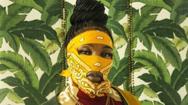 Leikeli47 er en del af en ny bølge femnistiske rappere, der gør opmed kvinden som sexobjekt i hiphoppen.